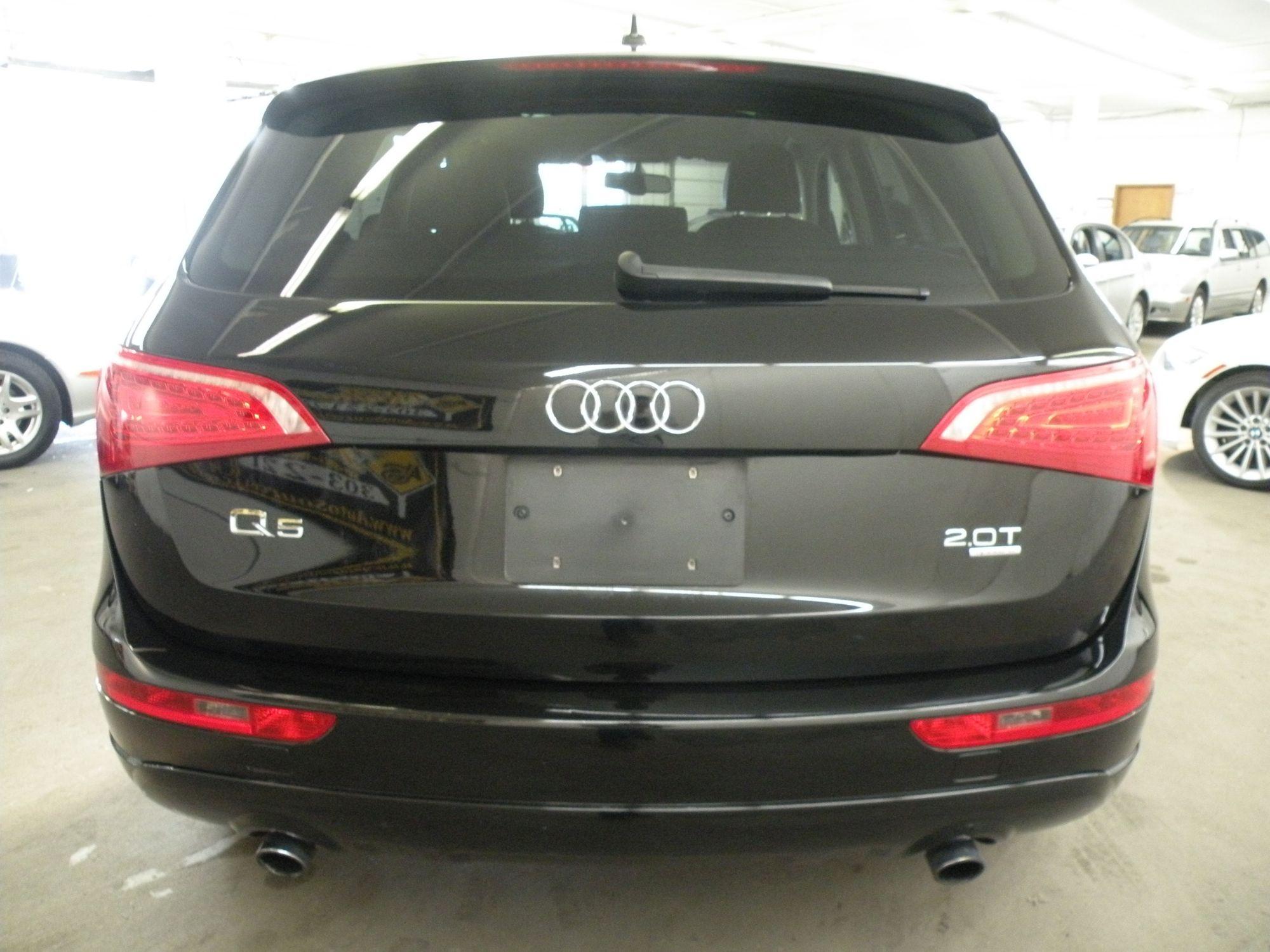 2012 Audi Q5 2 0T quattro Premium Plus