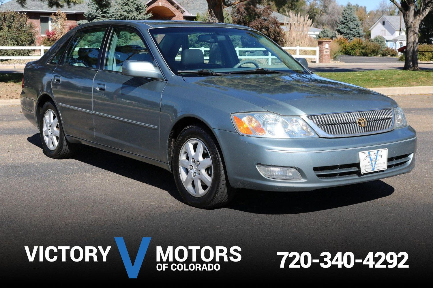 2000 toyota avalon xls victory motors of colorado 2000 toyota avalon xls victory motors