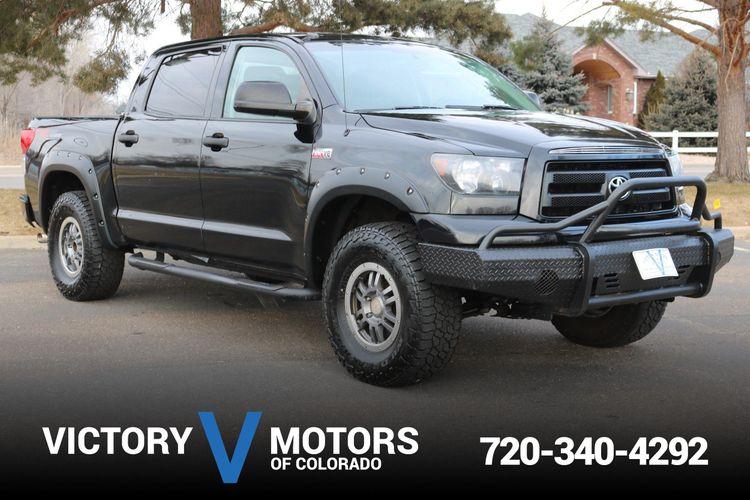 2011 Toyota Tundra Trd Rock Warrior Victory Motors Of Colorado