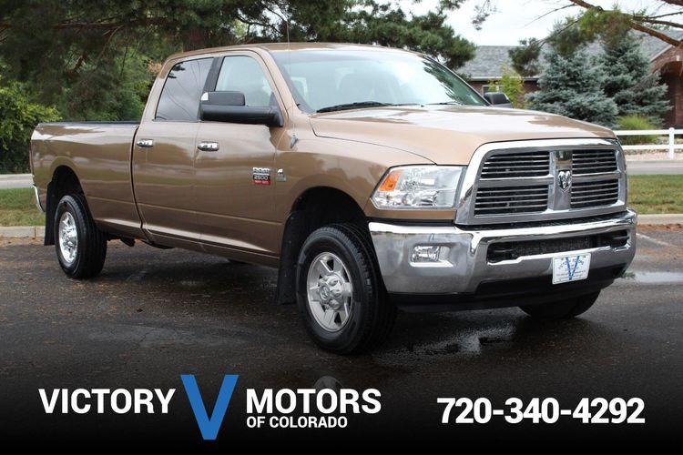 2011 Dodge Ram 2500 SLT | Victory Motors of Colorado