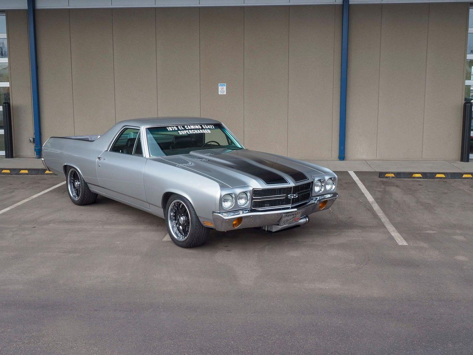 1970 Chevrolet El Camino 6