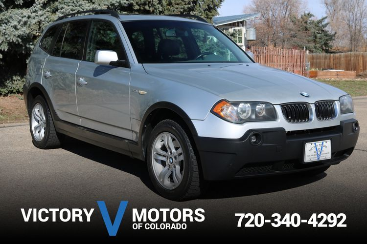 2004 BMW X3 3.0i | Victory Motors of Colorado
