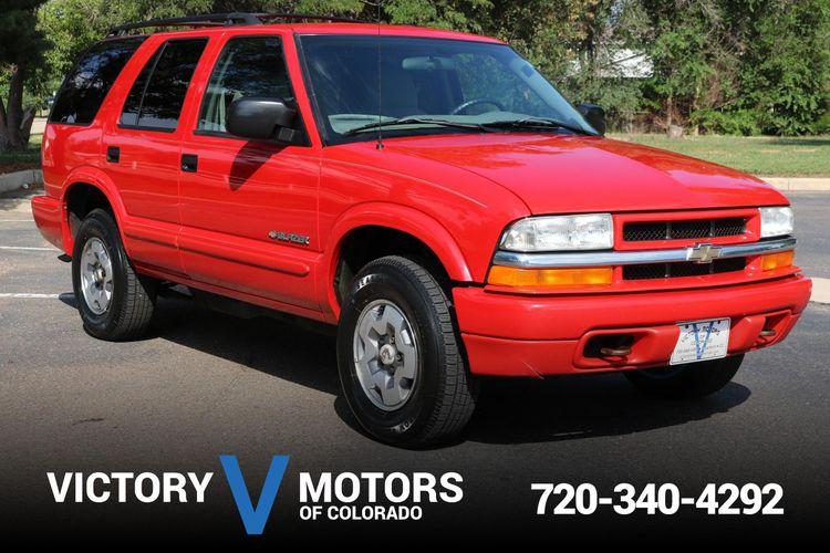 2004 Chevrolet Blazer Ls Victory Motors Of Colorado