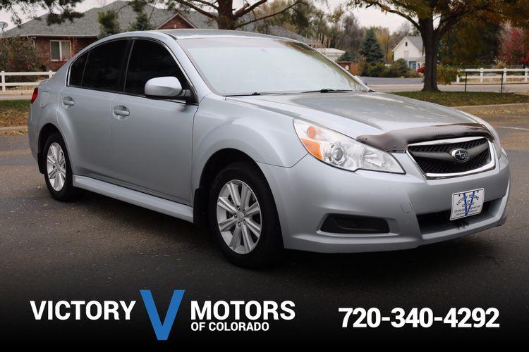 2012 Subaru Legacy 2 5i Premium | Victory Motors of Colorado