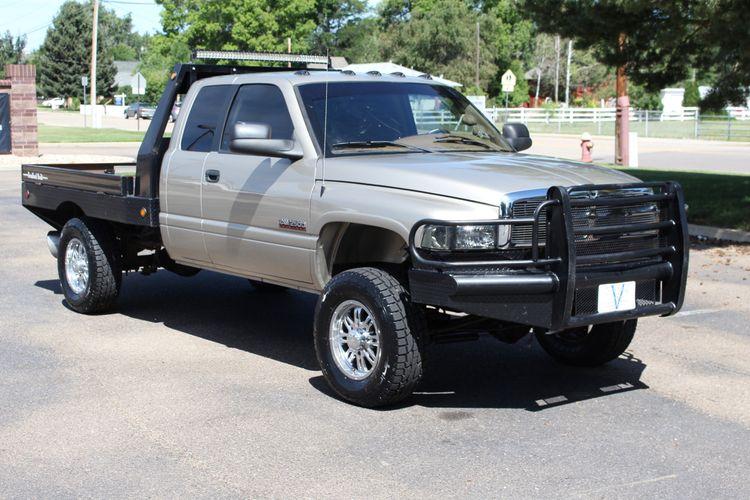 2002 Dodge Ram 2500 Slt Victory Motors Of Colorado