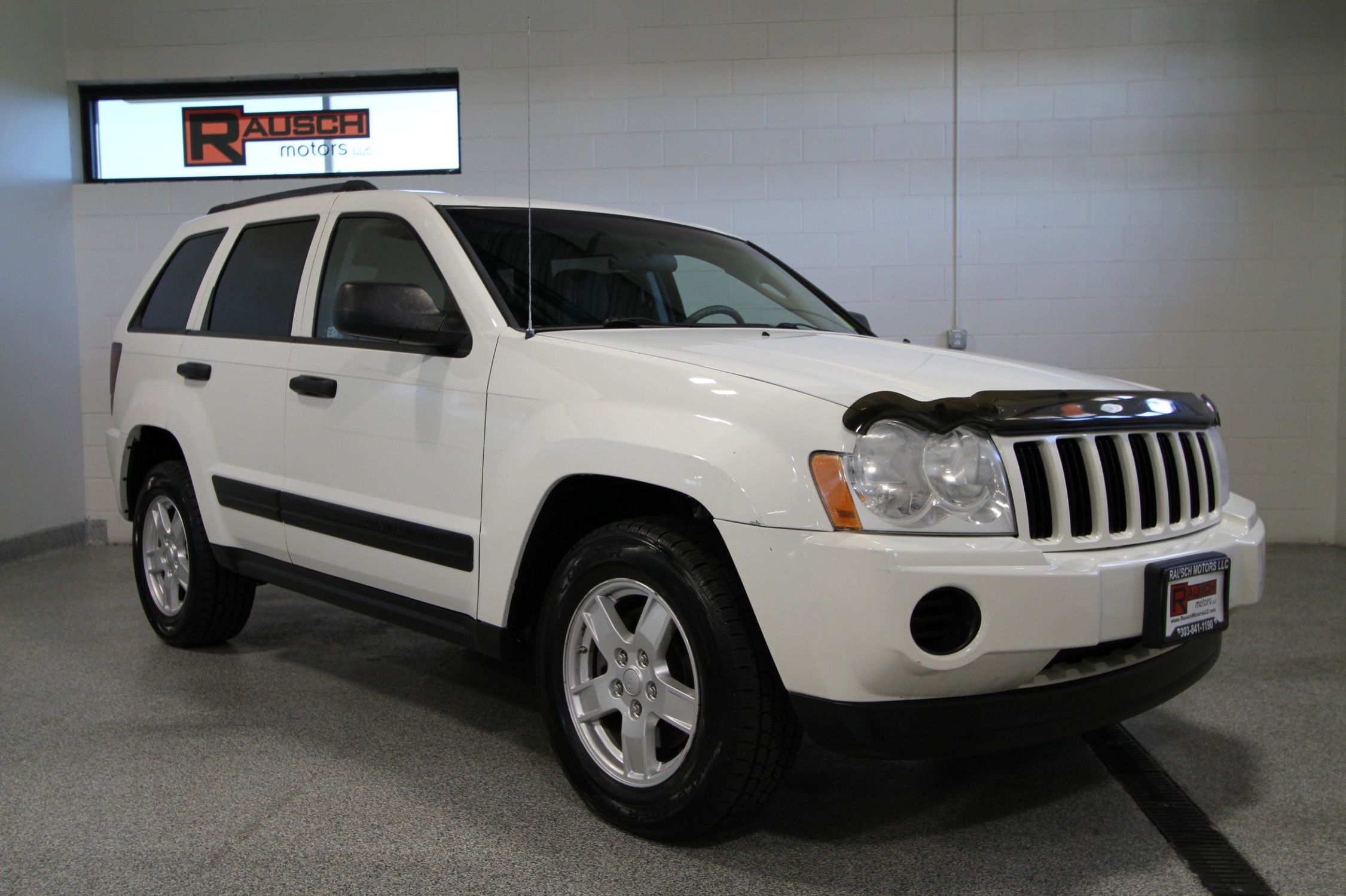 2005 Jeep Grand Cherokee Laredo Rausch Motors
