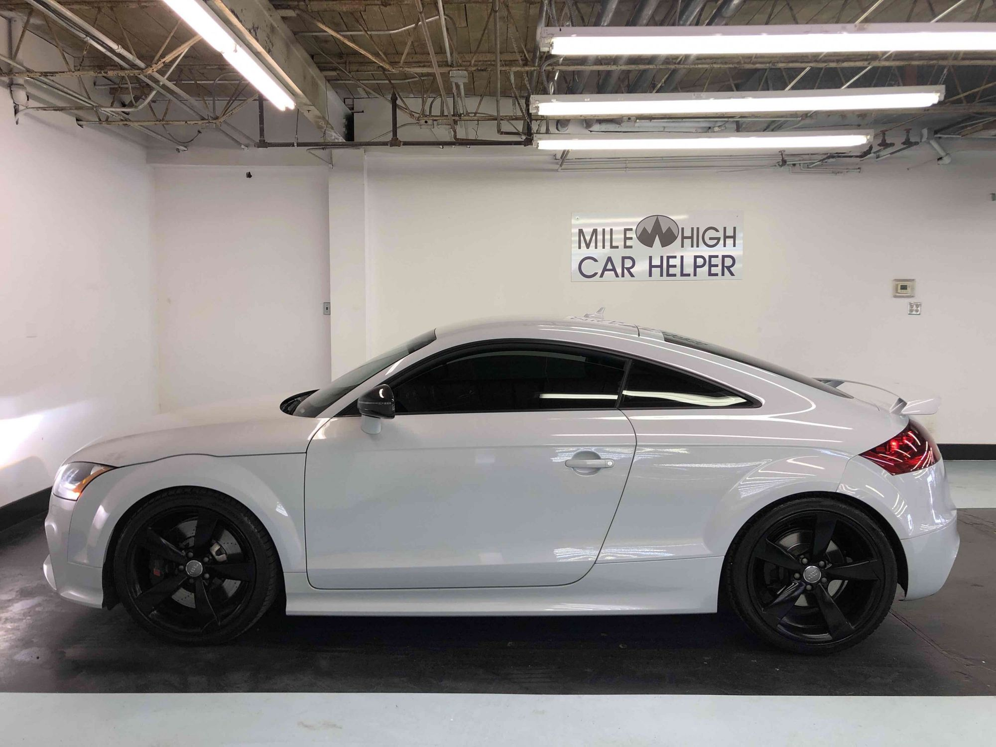 2013 Audi TT RS 2 5 quattro | Mile High Car Helper