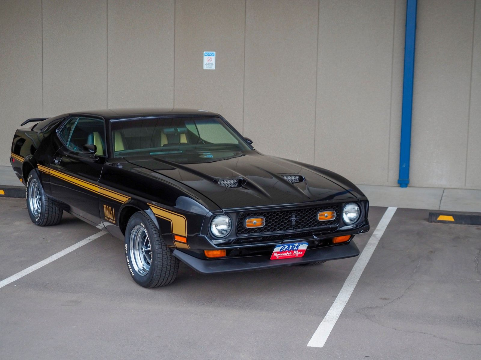 1972 Ford Mustang 78