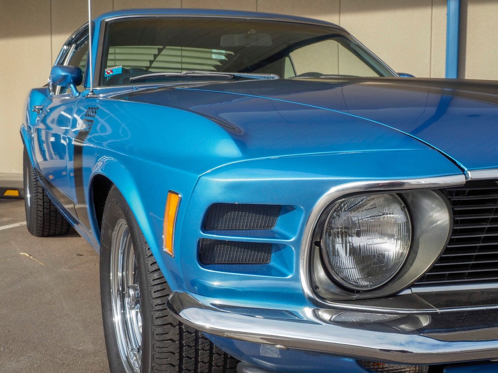 1970 Ford Mustang 6