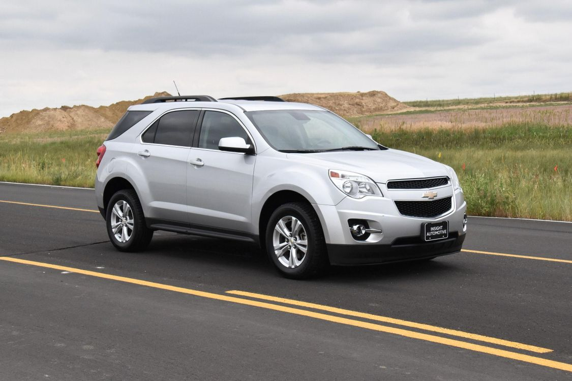 2012 Chevrolet Equinox LT | Insight Automotive