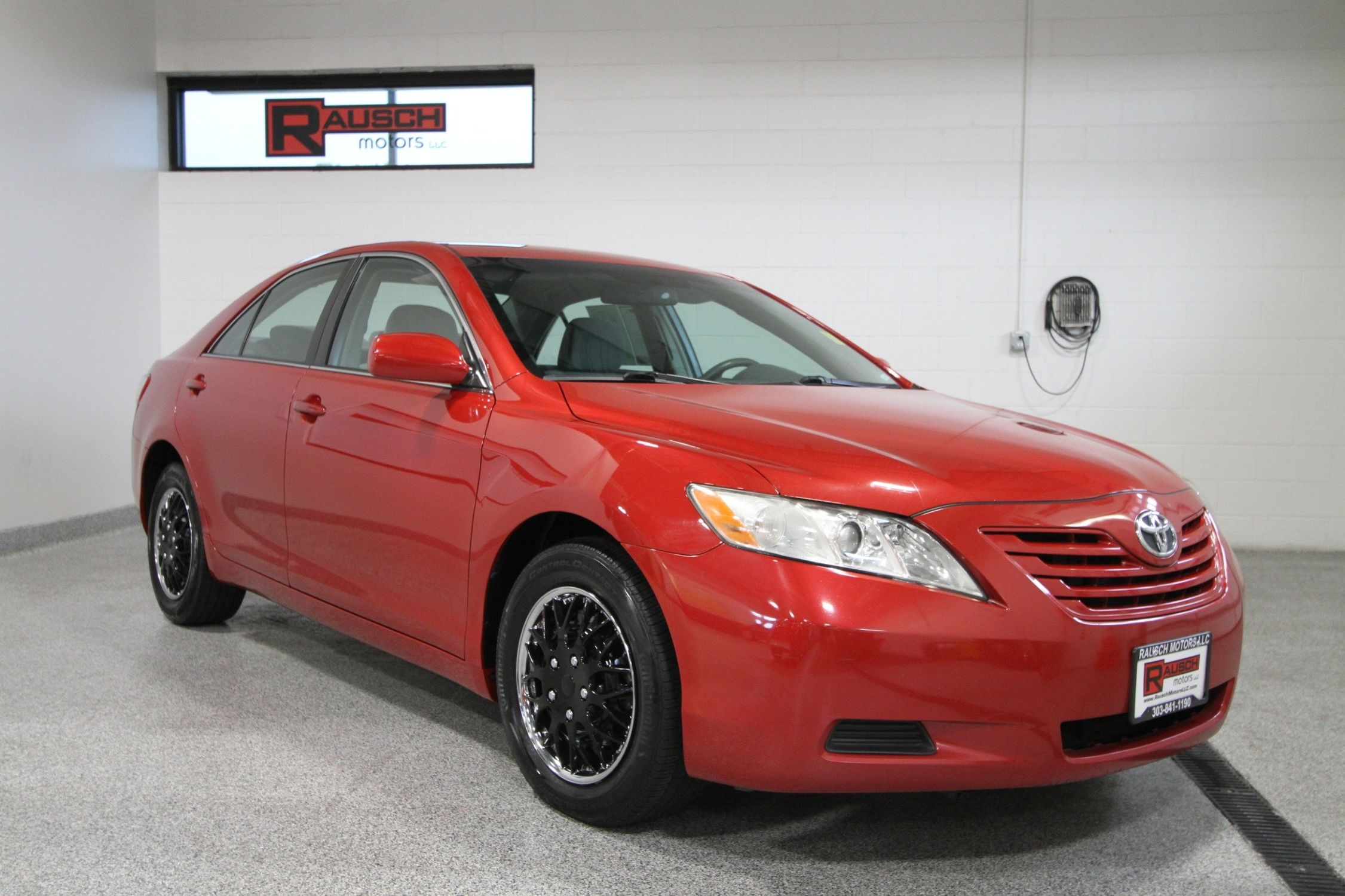 2009 Toyota Camry Le Rausch Motors