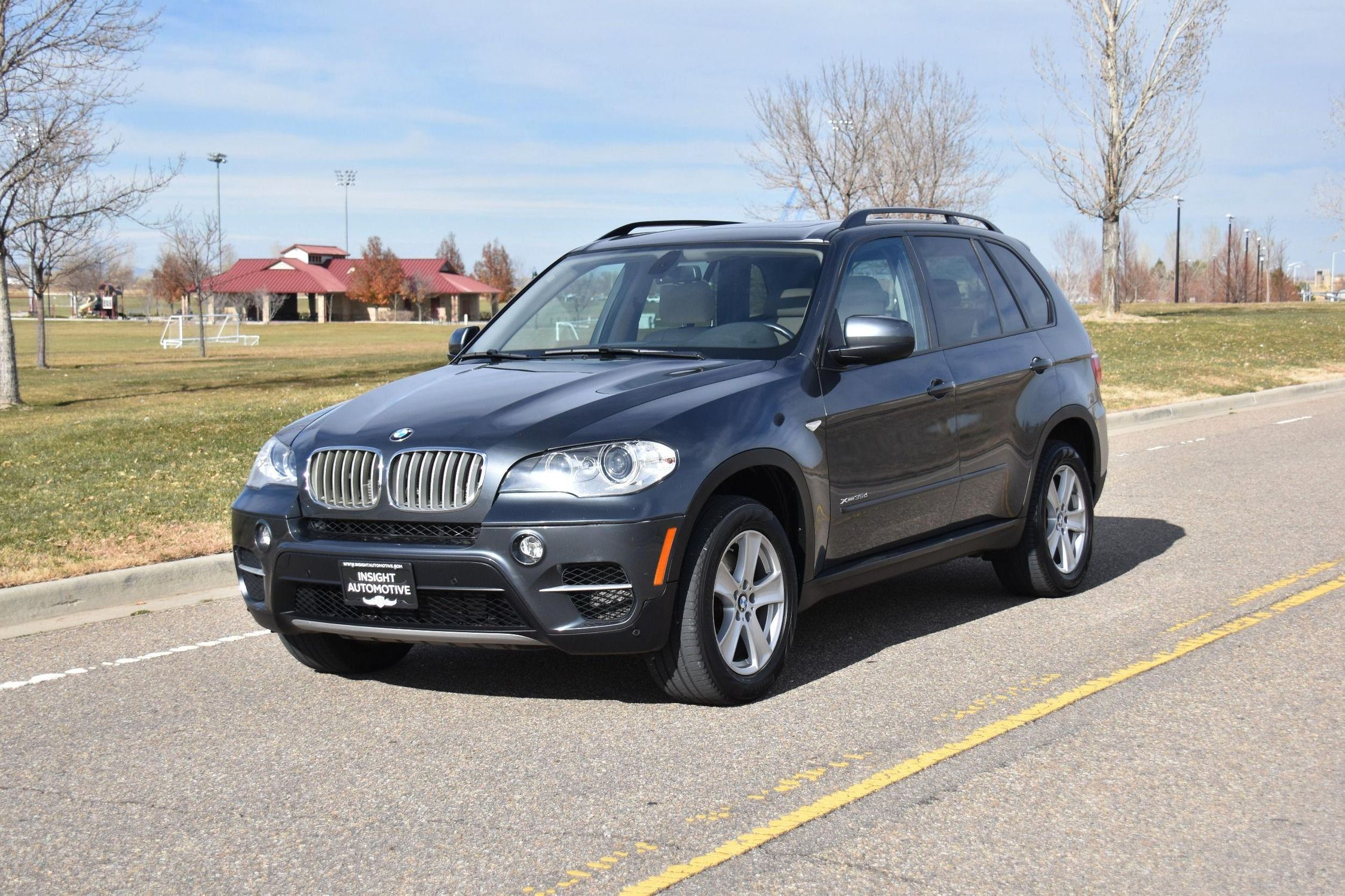2012 Bmw X5 Xdrive35d Insight Automotive