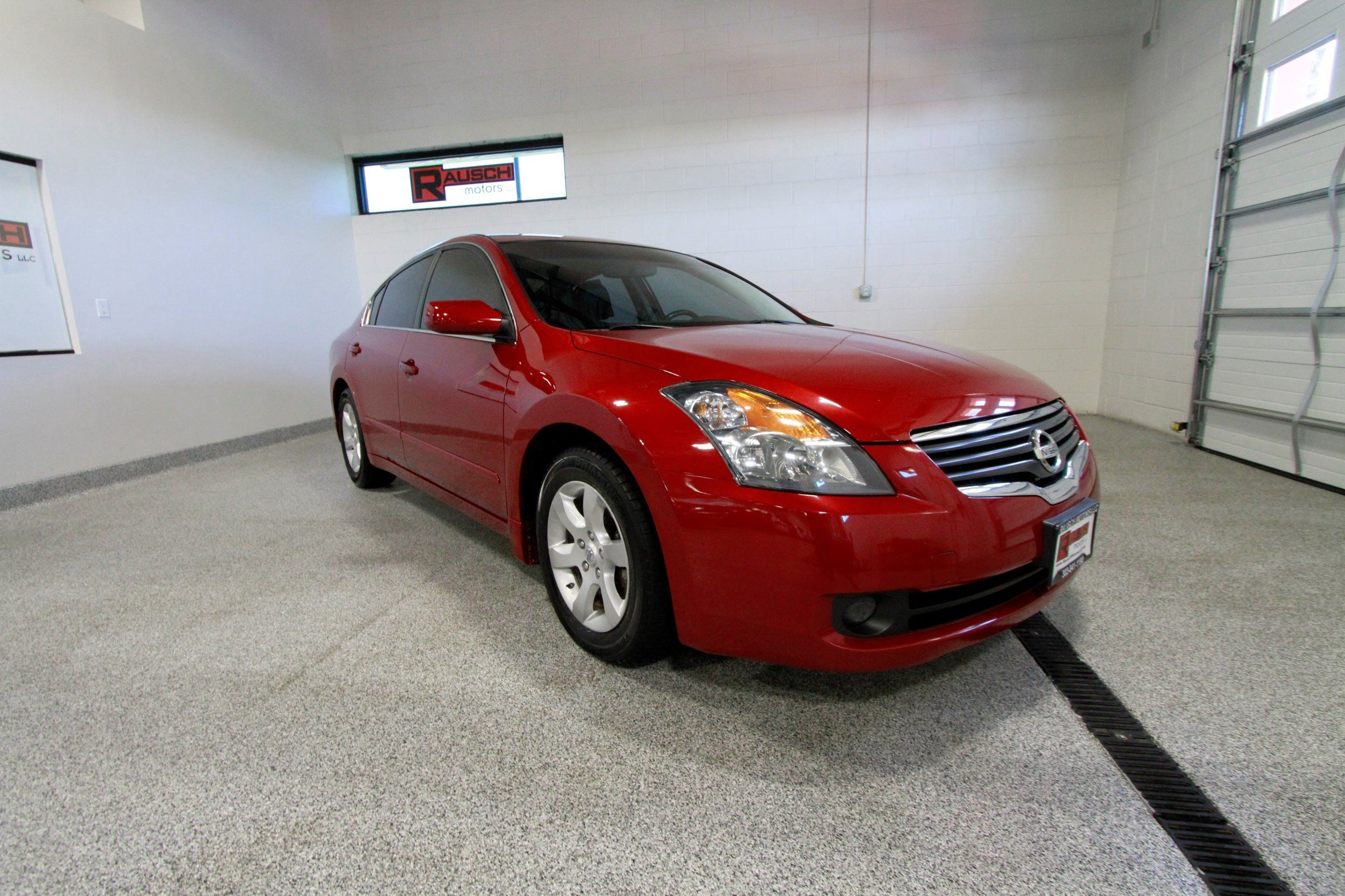 2009 Nissan Altima 2.5 SL. 2.5SL 4DR AT Leather BOSE Sunroof! Market Price  Advantage!