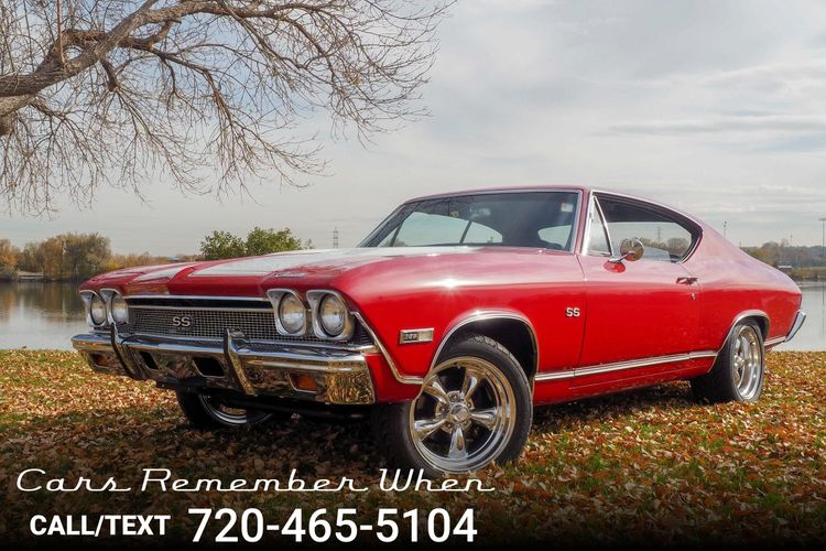 1968 Chevrolet Chevelle Ss Cars Remember When