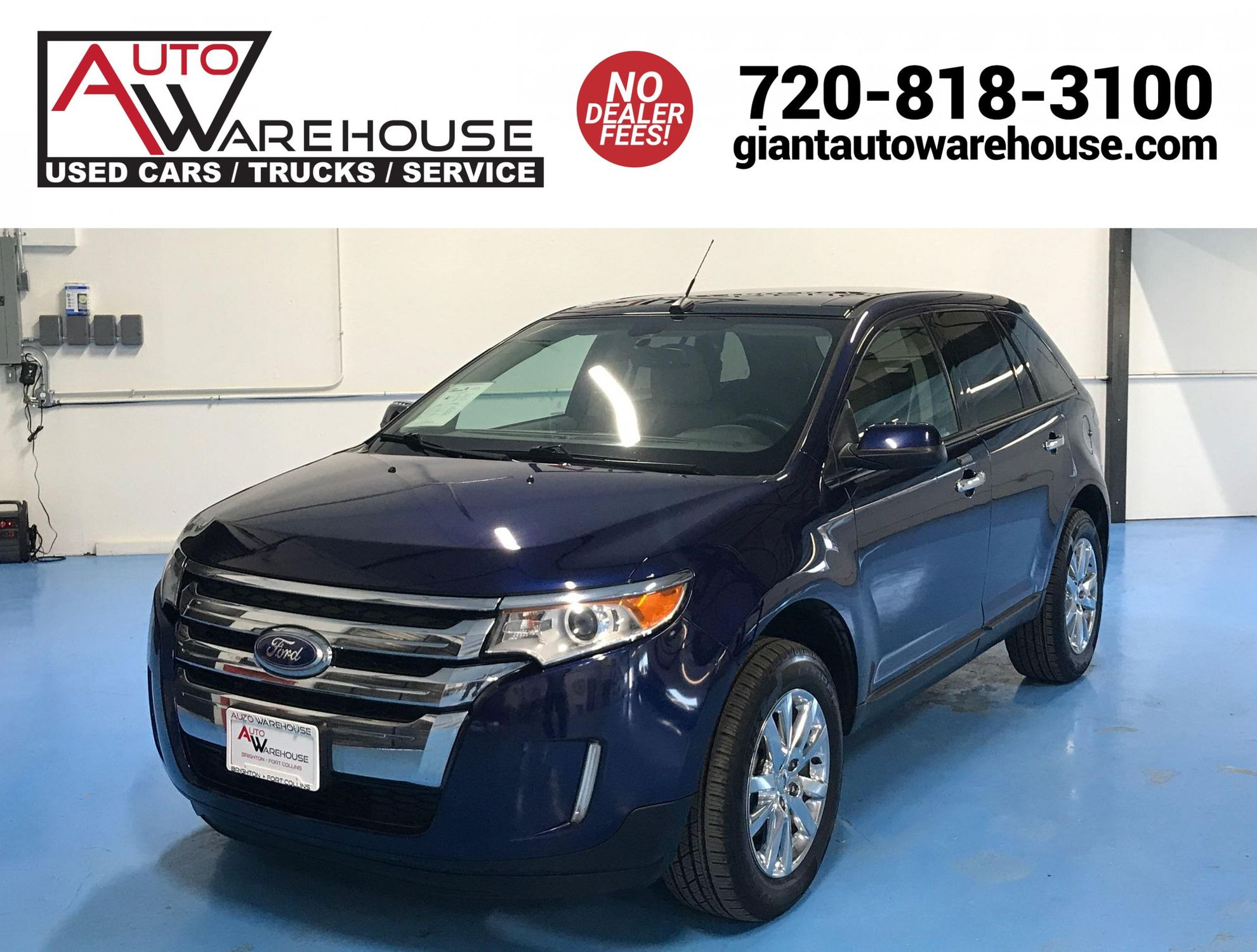 Ford Edge Sel Loaded With Options