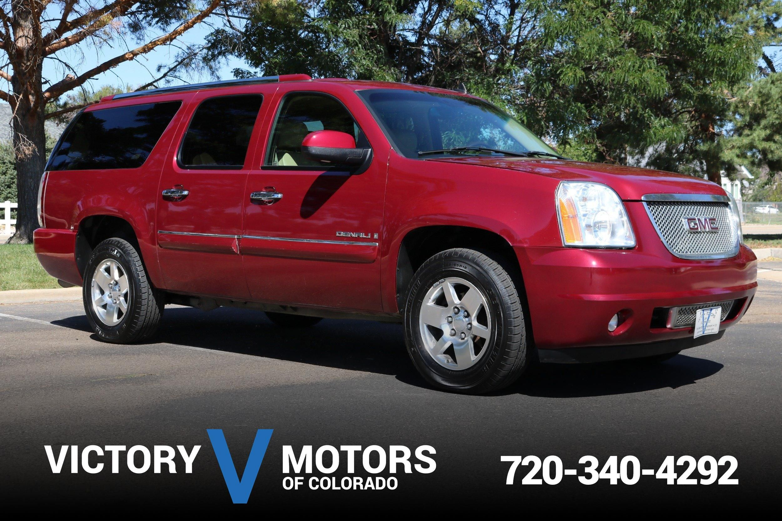 Used Cars And Trucks Longmont Co 80501 Victory Motors Of Colorado 2012 Gmc Yukon Fuel Filter 2007 Xl Denali