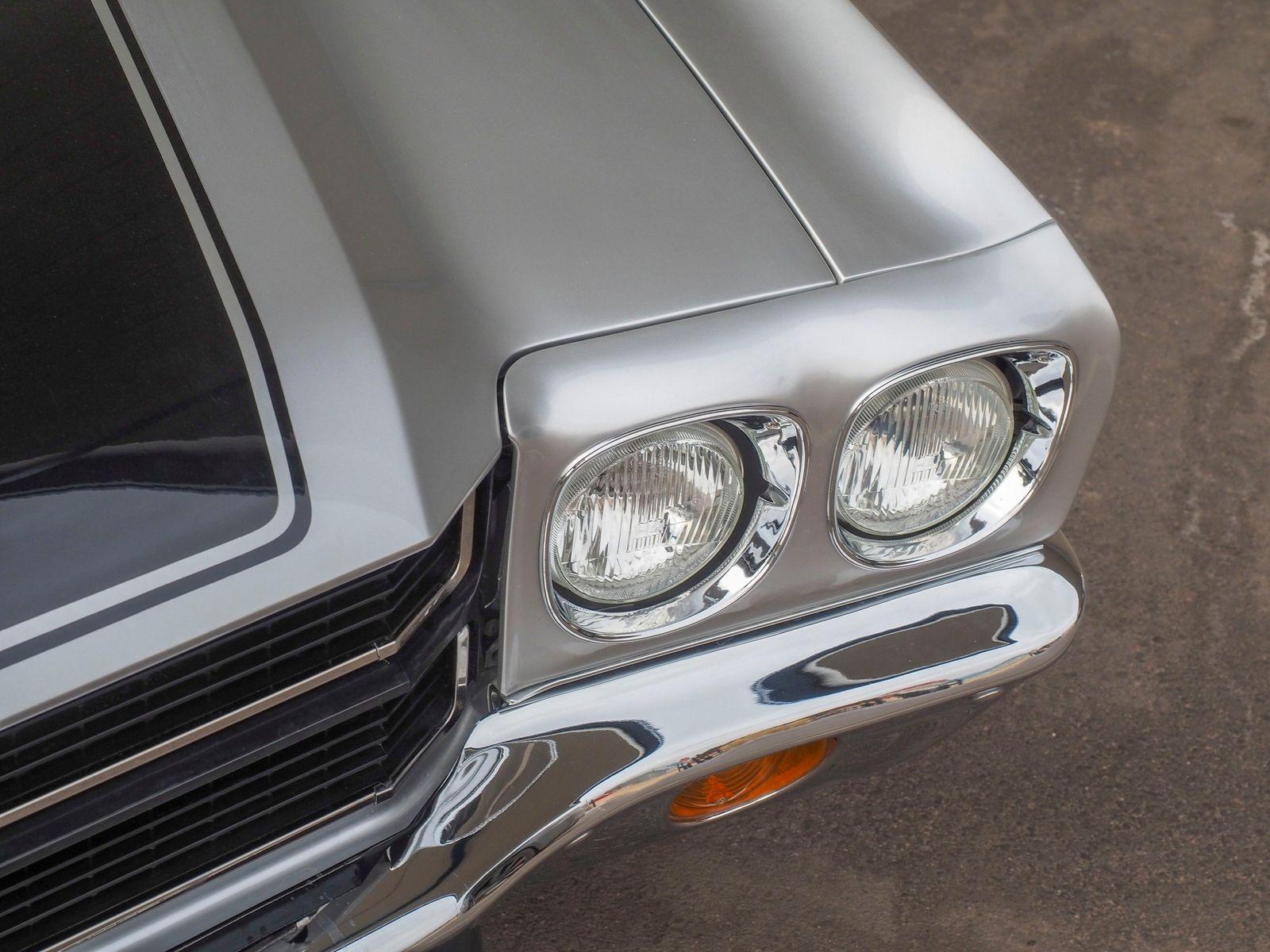 1970 Chevrolet El Camino 13