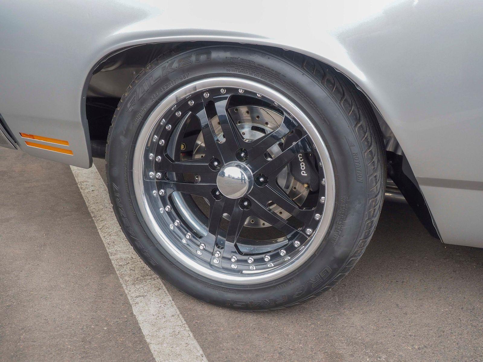 1970 Chevrolet El Camino 19