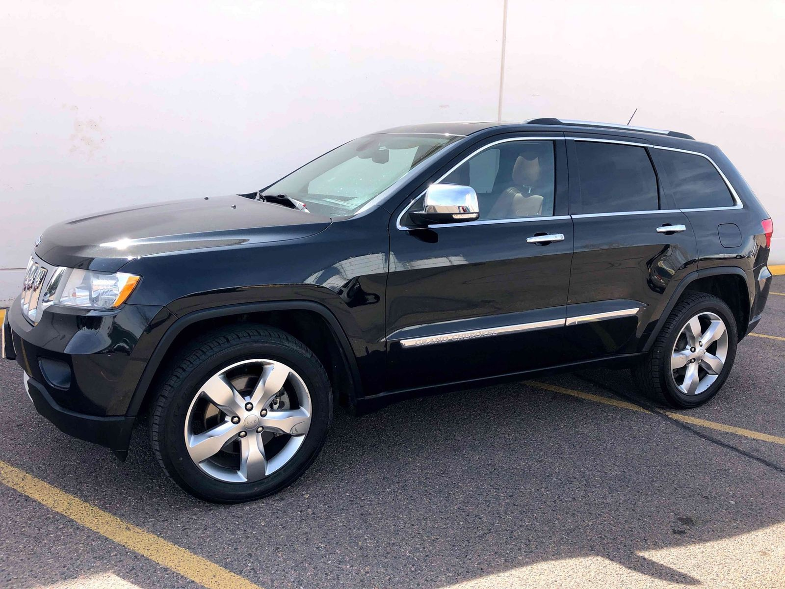 2012 Jeep Grand Cherokee Overland   The Denver Collection