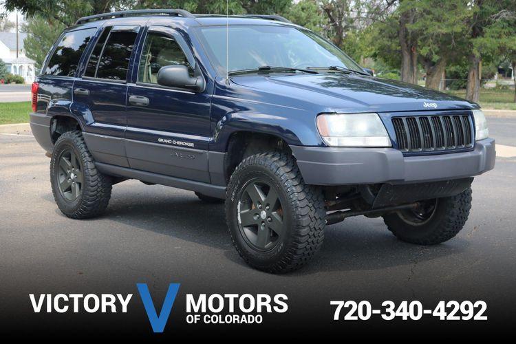2004 Jeep Grand Cherokee Laredo Victory Motors Of Colorado