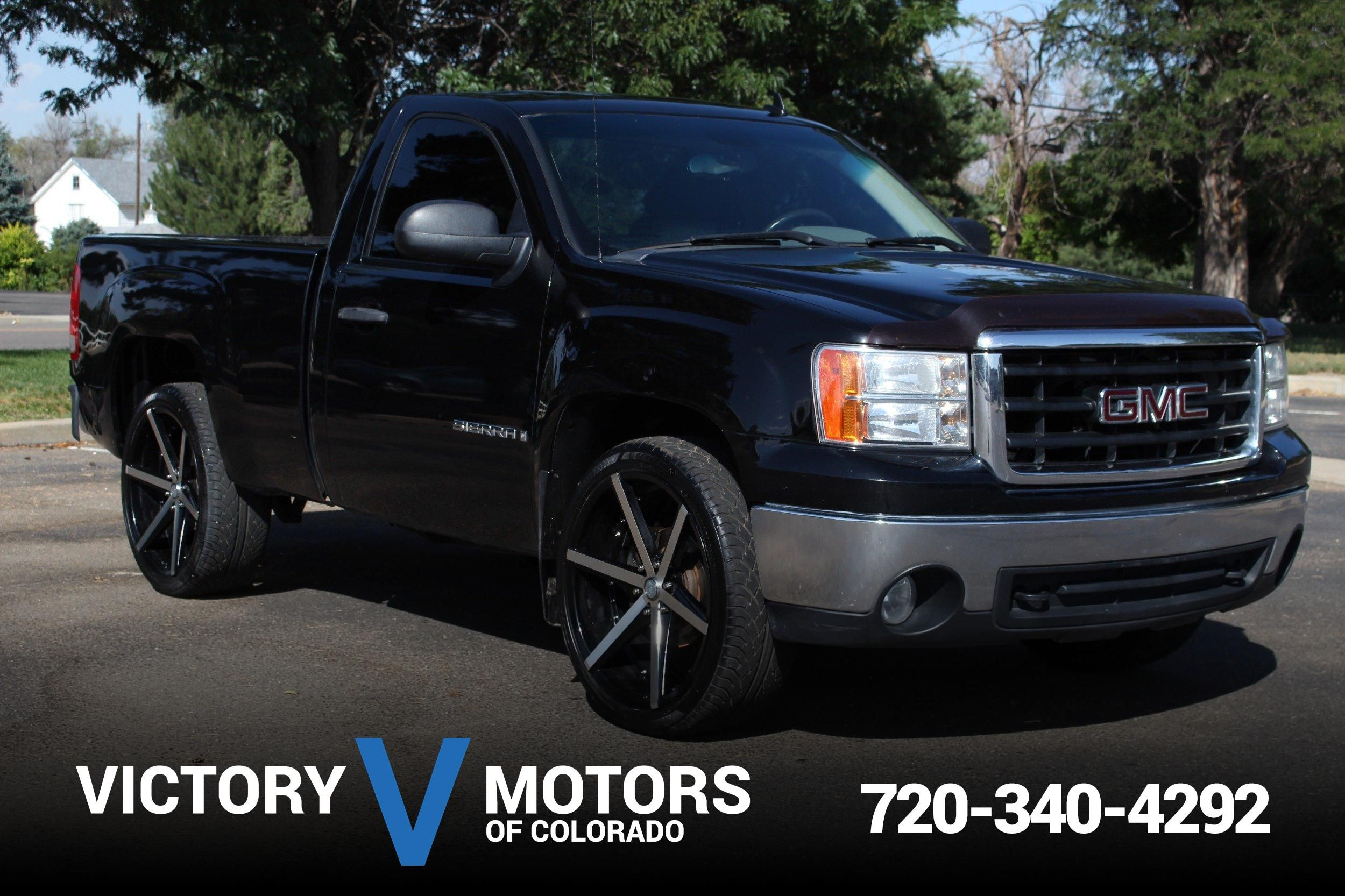 2008 Gmc Sierra 1500 Victory Motors Of Colorado