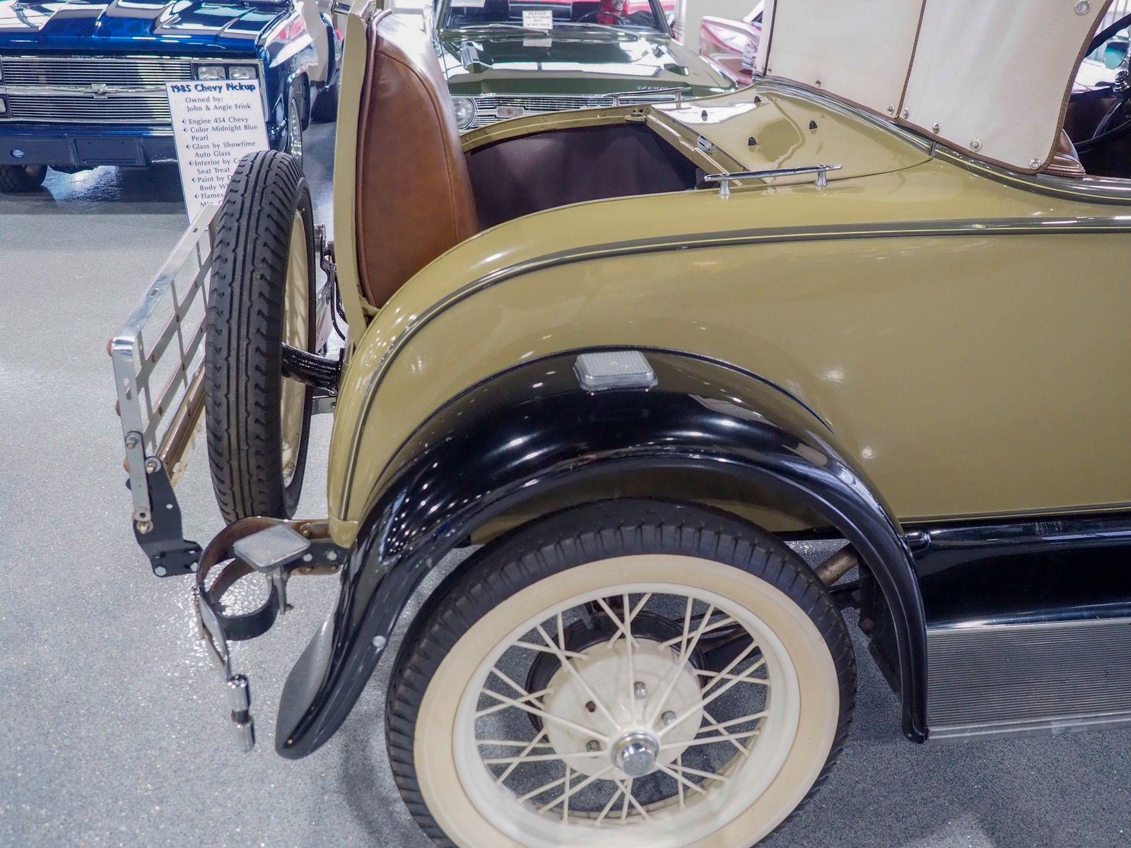 1928 Ford Model A 30