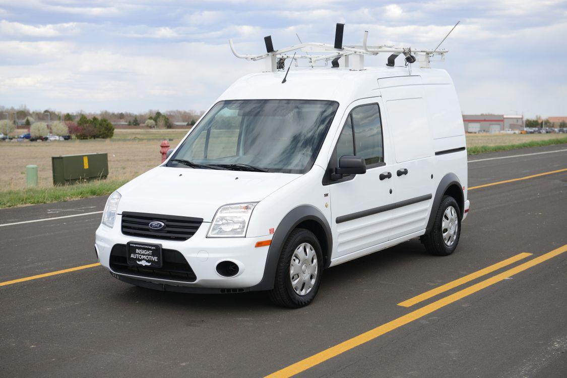 2013 Ford Transit Connect Cargo Van Xlt Insight Automotive