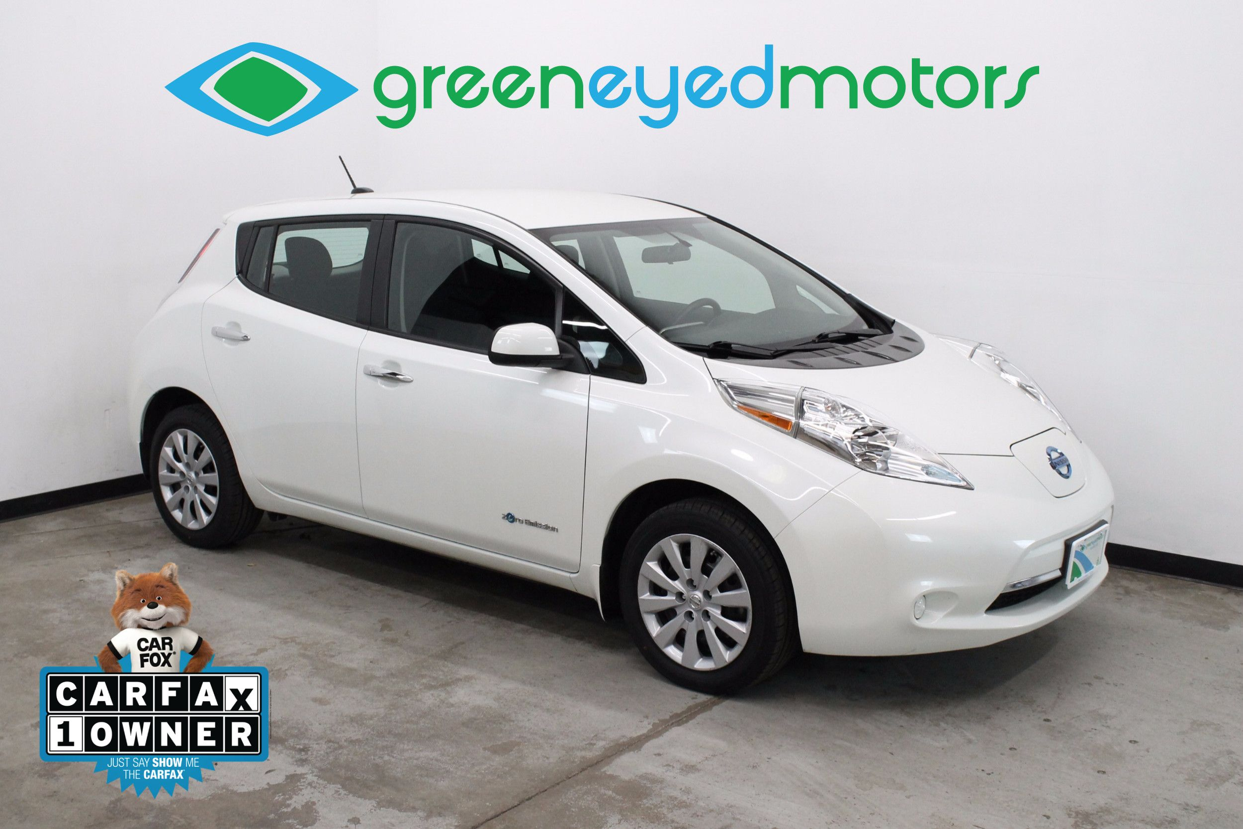 2015 Nissan LEAF S. EV SALE!!! CHAdeMO Quick Charge   Backup Camera! 124  MPGe City!!