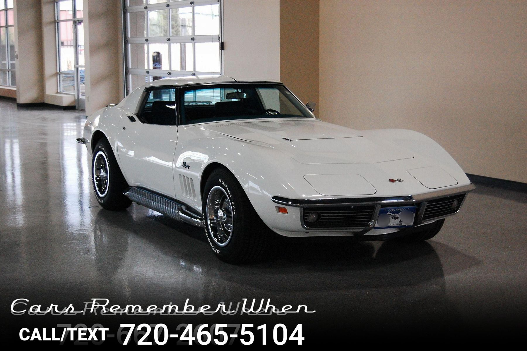 1969 Chevrolet Corvette Sport Coupe