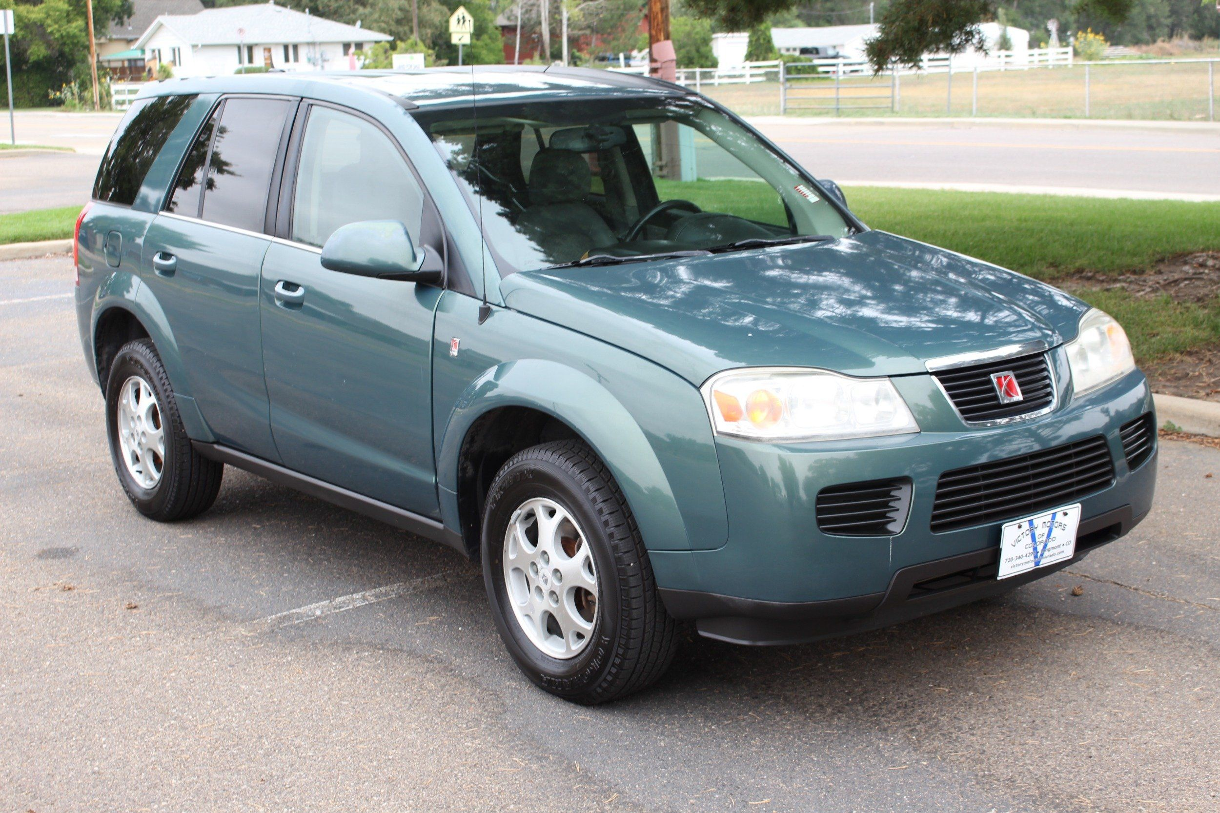 Saturn Vue Tires