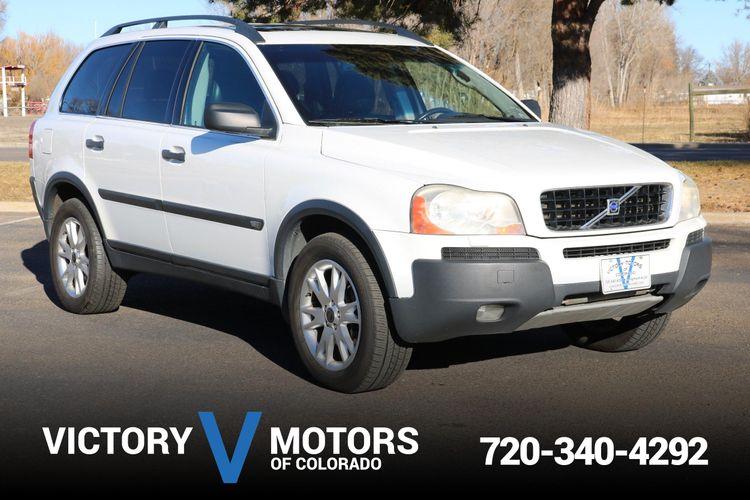 2004 Volvo Xc90 T6 Victory Motors Of Colorado