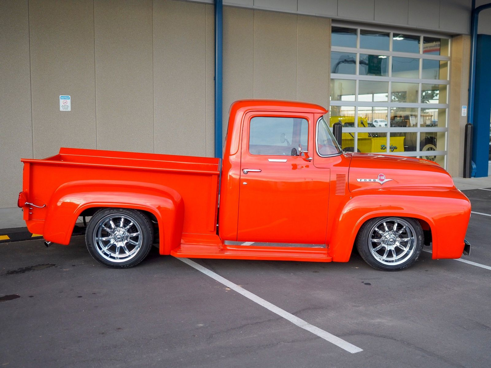 1956 Ford F100 8