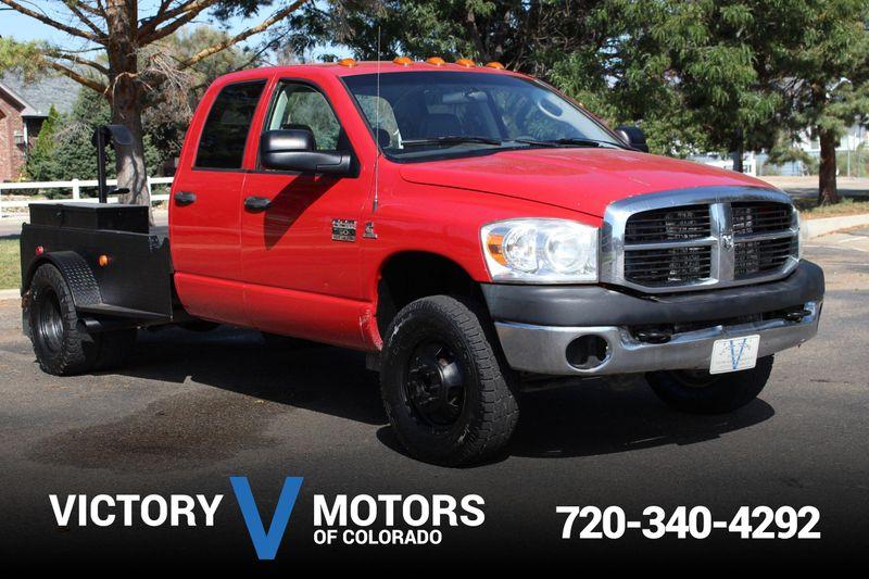 2007 Dodge Ram 3500 Flat Bed Victory Motors Of Colorado
