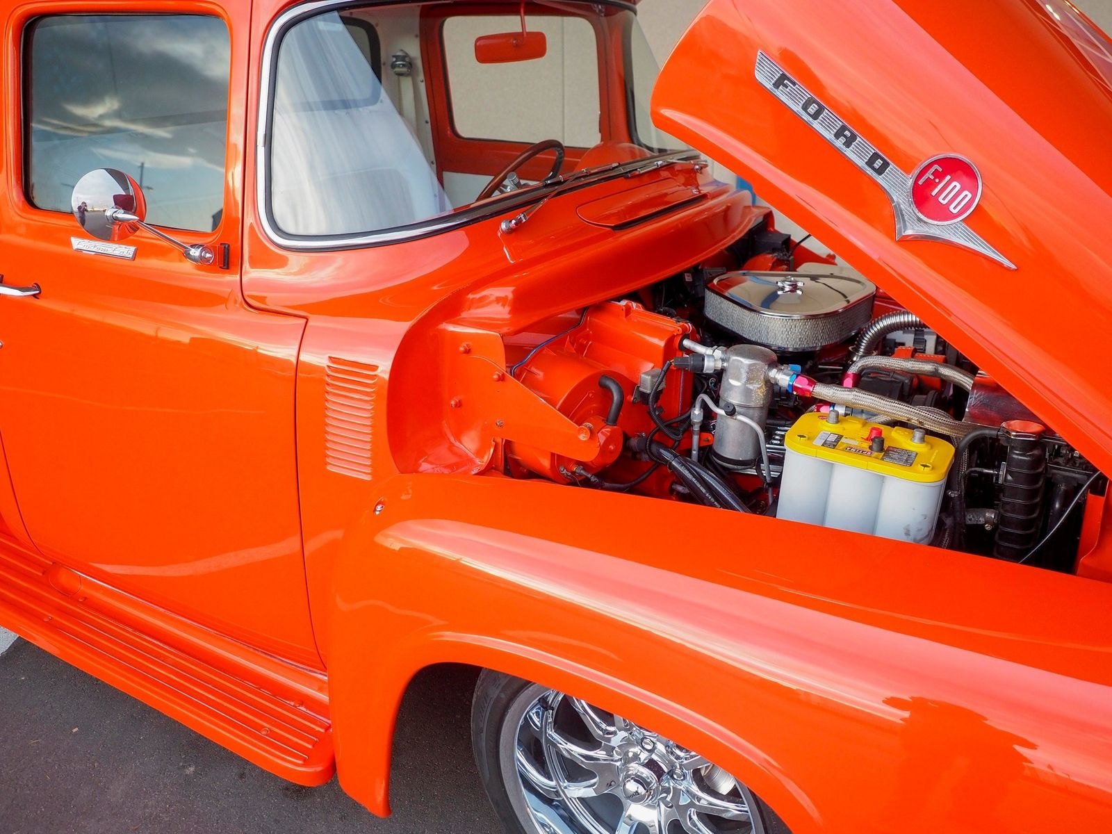 1956 Ford F100 22