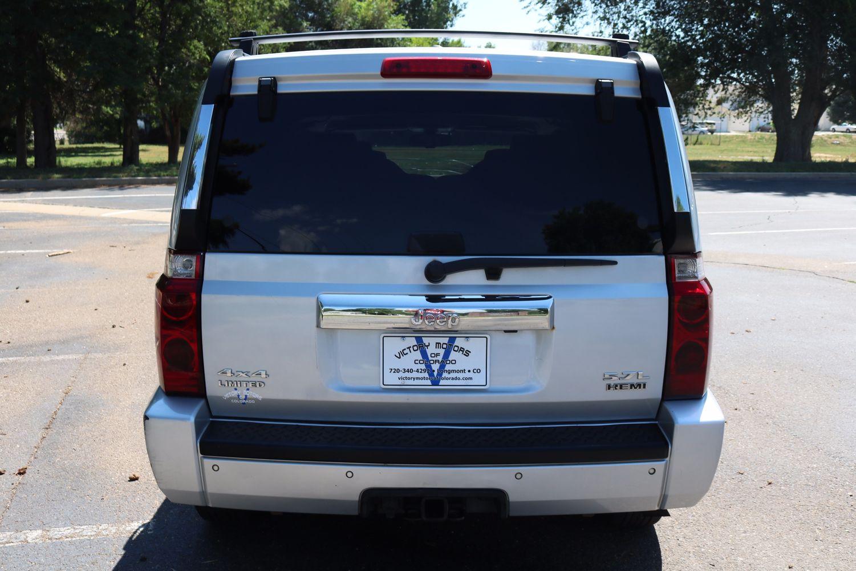 2006 Jeep Commander Limited | Victory Motors of Colorado