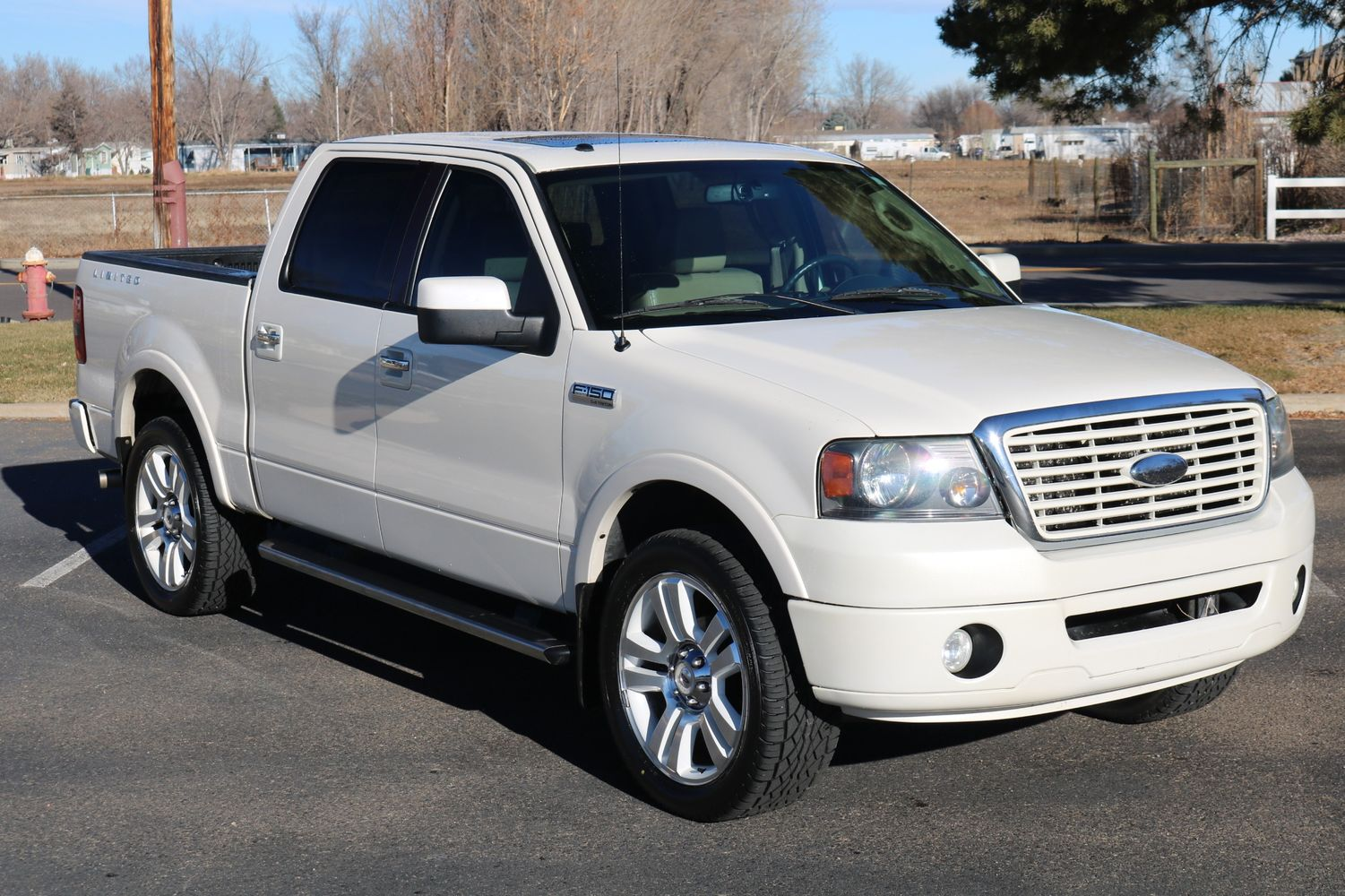 2008 ford f 150 limited