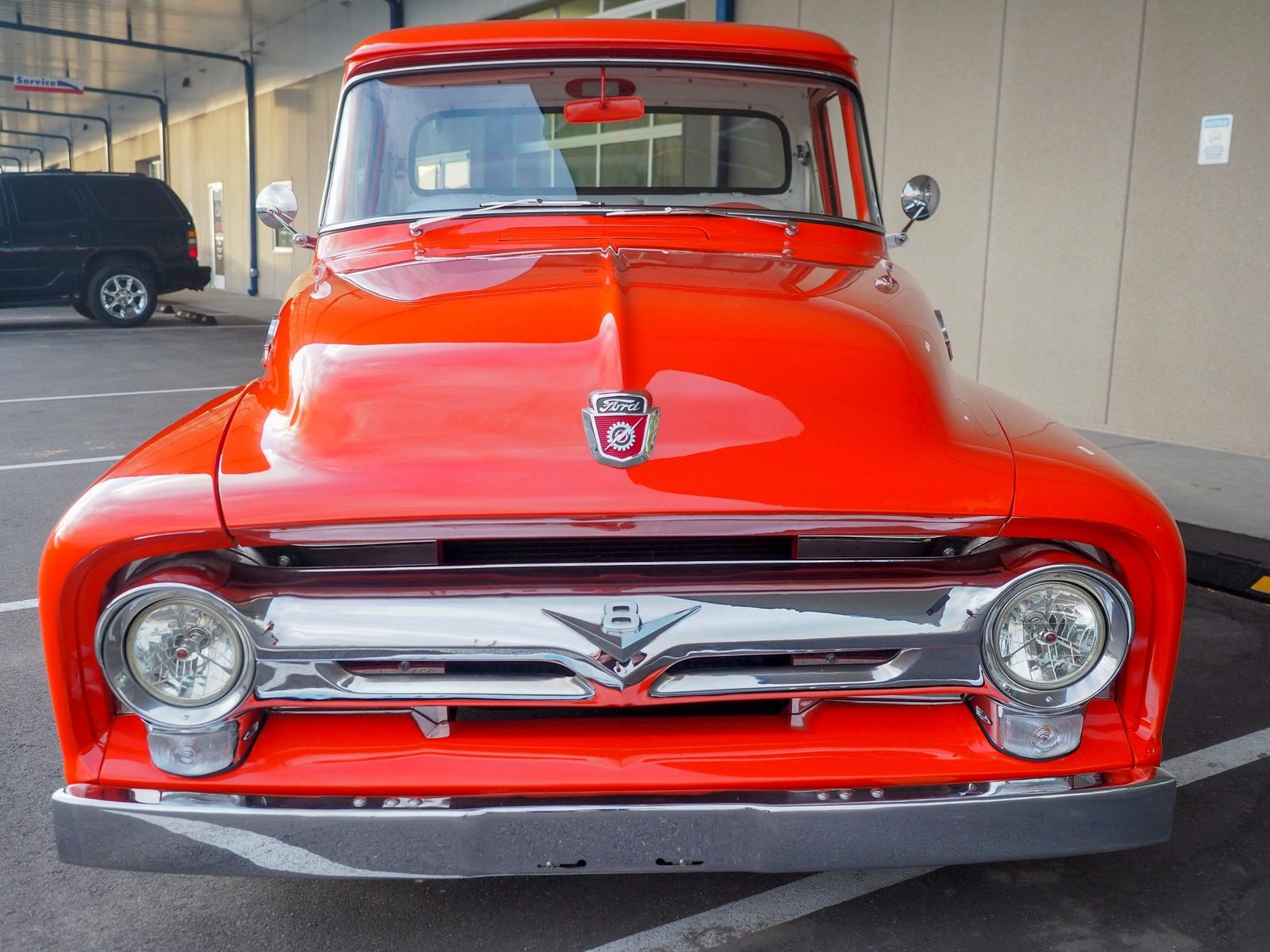 1956 Ford F100 11