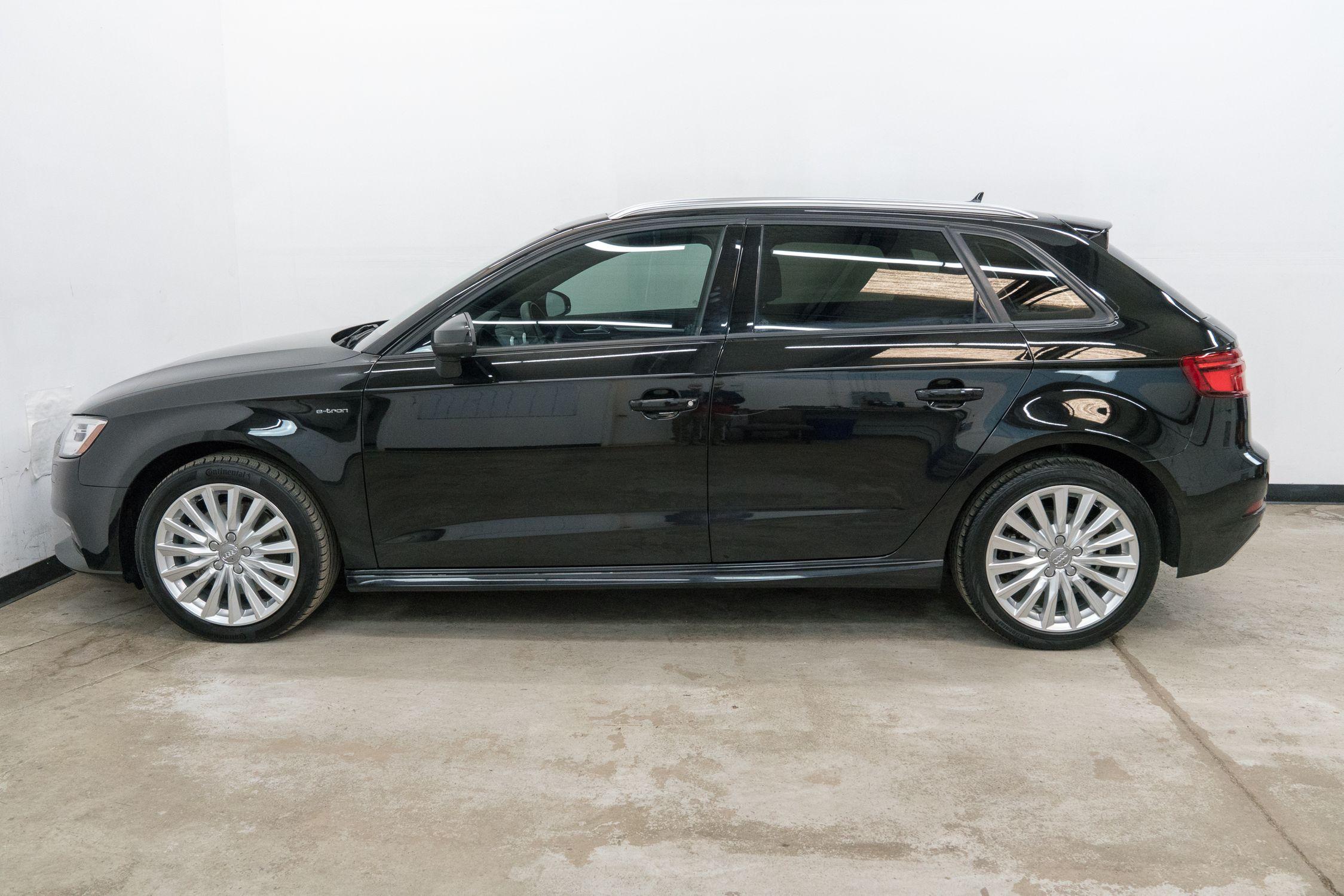 2017 Audi A3 Sportback e tron 1 4T Premium