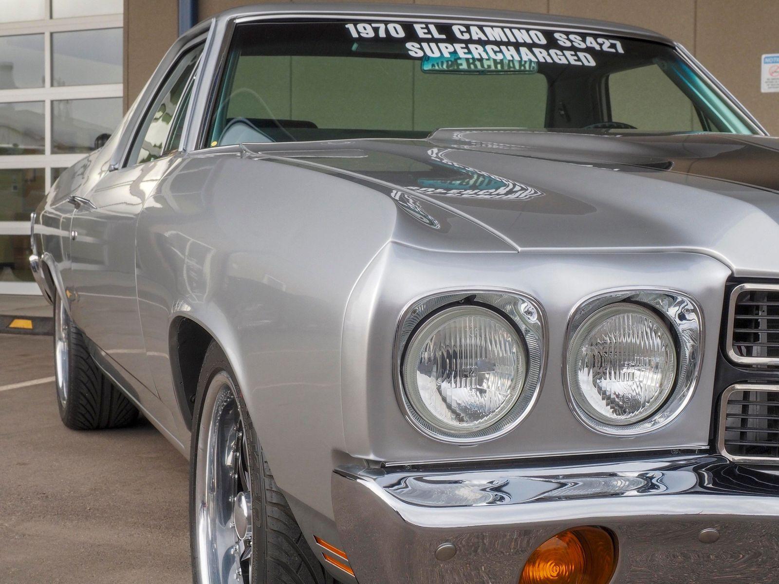 1970 Chevrolet El Camino 11