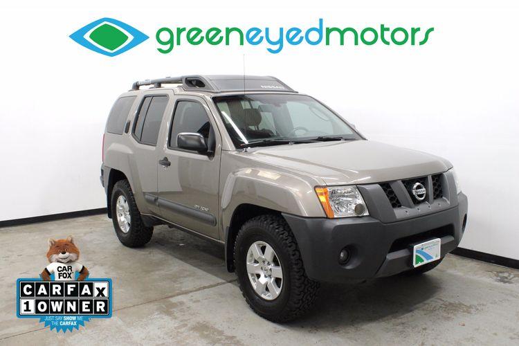 2008 Nissan Xterra Off Road Green Eyed Motors