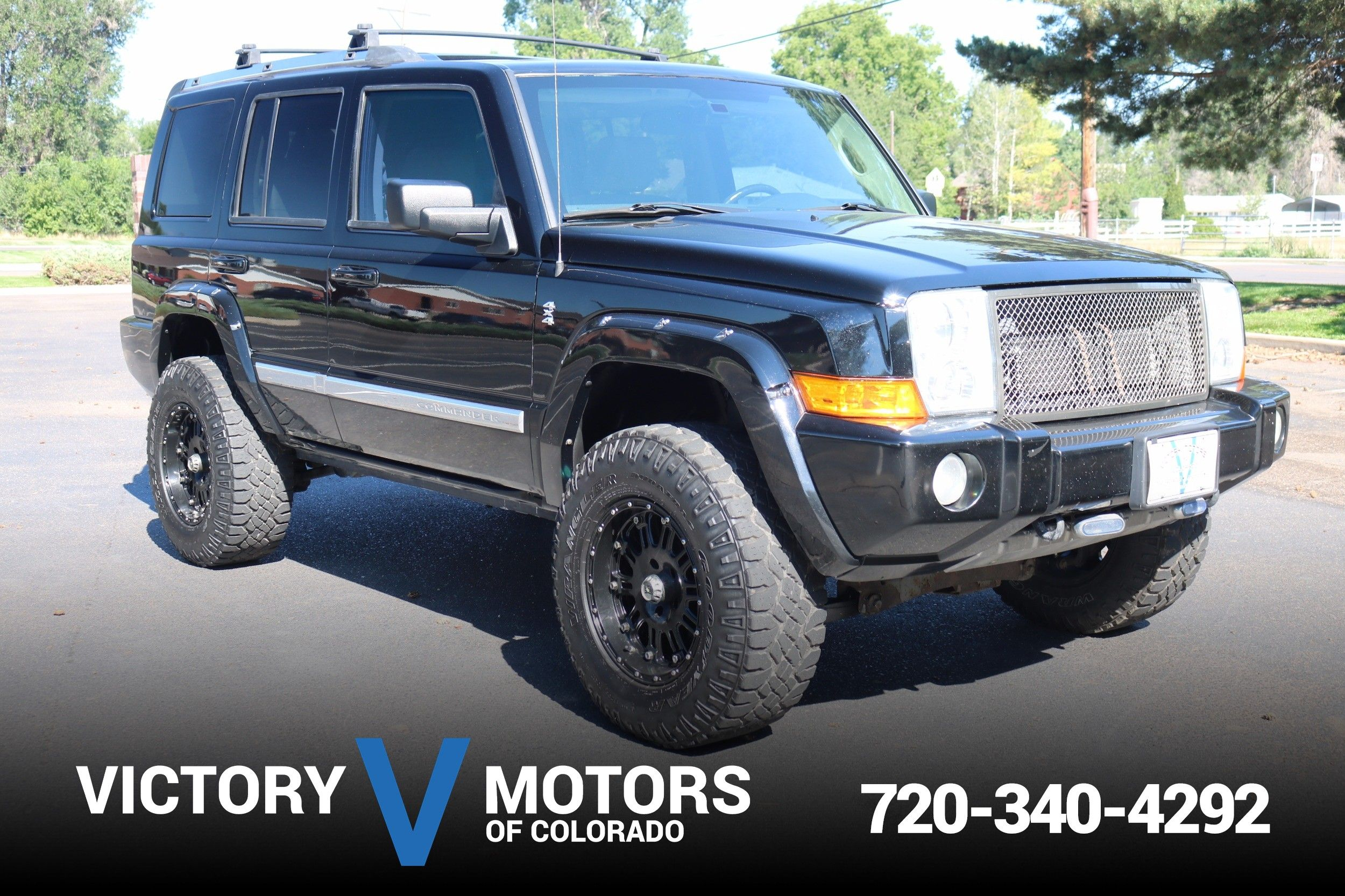 2006 jeep commander limited victory motors of colorado2006 jeep commander limited