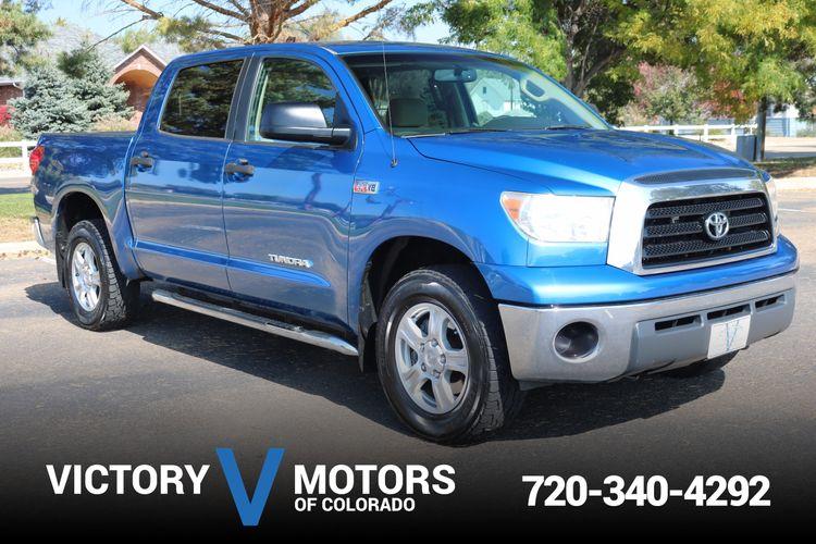 2008 Toyota Tundra SR5 | Victory Motors of Colorado