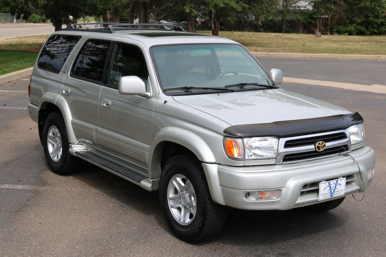 2000 Toyota 4runner Limited Victory Motors Of Colorado Antenna