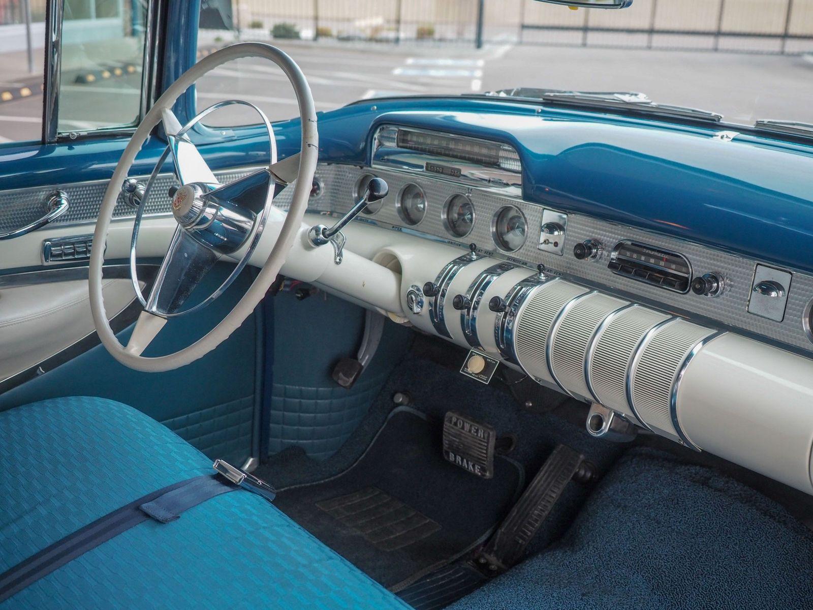 1955 Buick Roadmaster 63