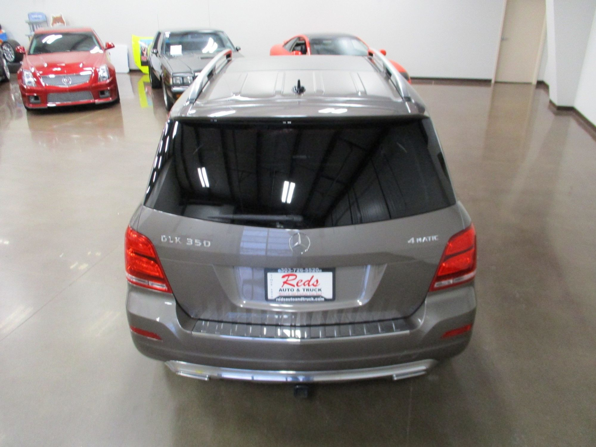 2013 Mercedes-Benz GLK GLK 350 4MATIC | Red's Auto and Truck
