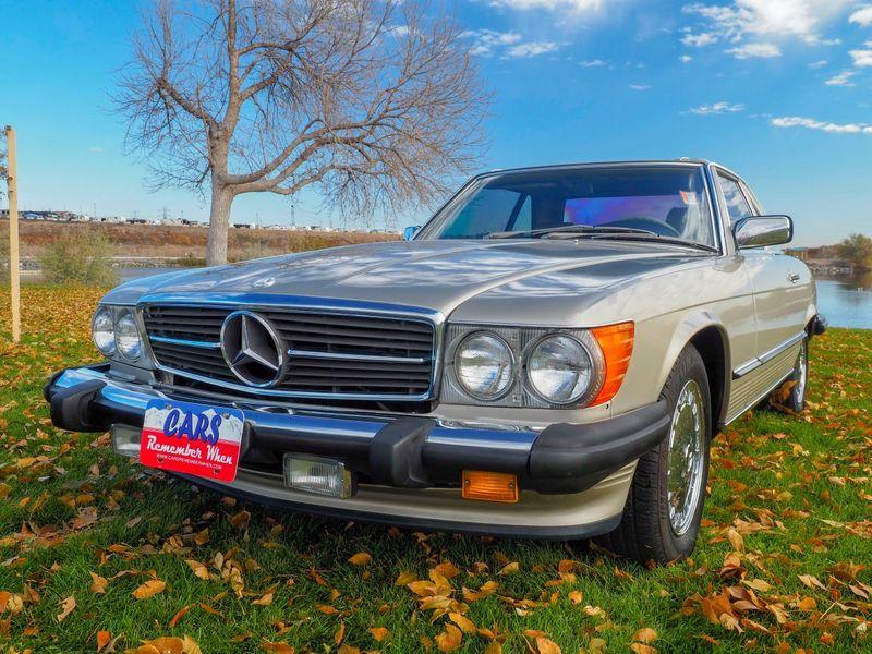 1988 Mercedes Benz 560 Class s
