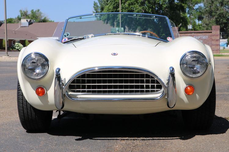 1965 Shelby Cobra 289 Slabside | Victory Motors of Colorado