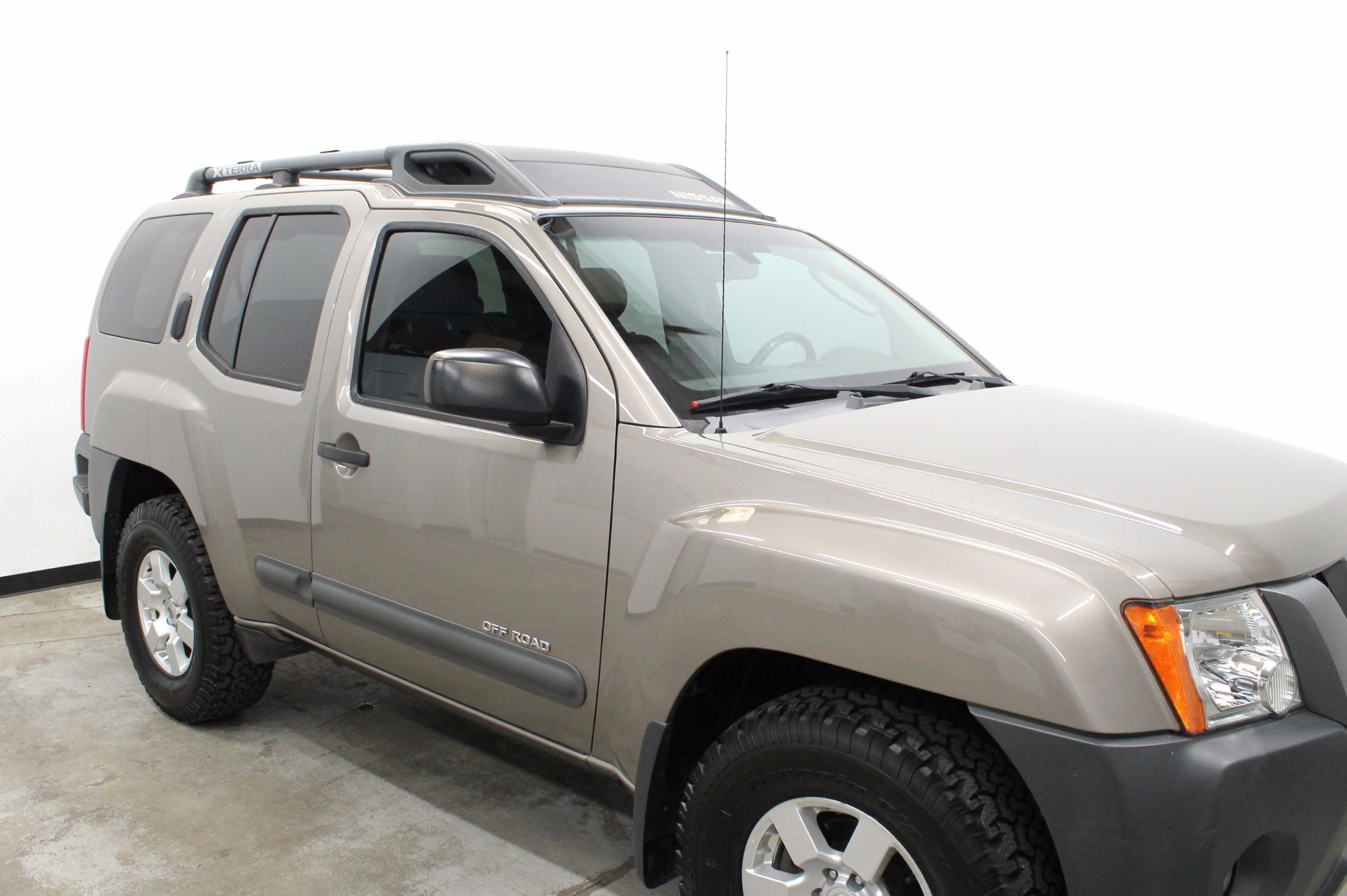 2008 Nissan Xterra Off-Road. One Owner - Manual Transmission!