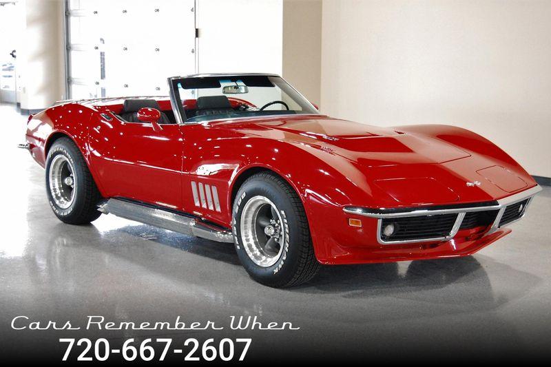1969 Chevrolet Corvette Photos