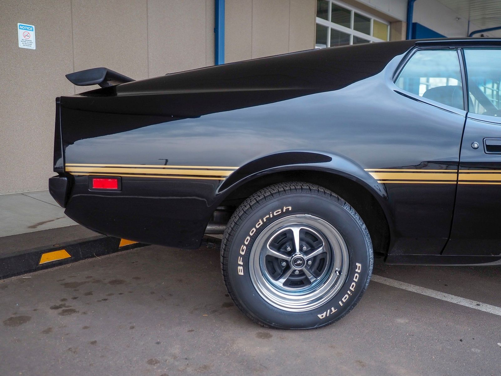1972 Ford Mustang 17